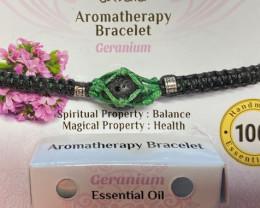 Aromatherapy Bracelet, Geranium code BRAROMA