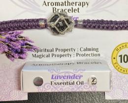 free shipping Aromatherapy Bracelet, Lavender code BRAROMA