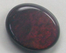 1.7 Cts    Australian  Black Opal L2880