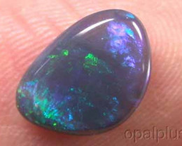 0.75 Cts    Australian  Black Opal V11