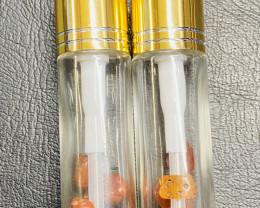 TWO Carnelium Gemstone Wellness Fragrant Spray  Code GEMSPRAY