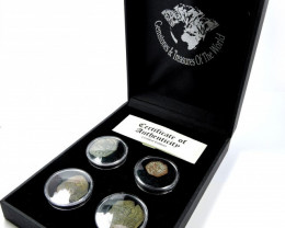 TREASURE SERIES OF ANCIENT ROMAN COINS 18-500 (ARC)
