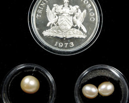 Auction #14812 TREASURES OF THE OCEANS, PEARL SERIES 18-100 (TPS)