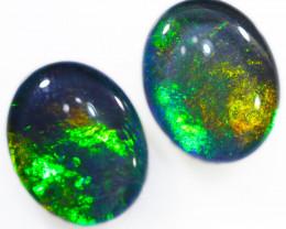 Australian made Fire Opal Triplet OPJ 2611