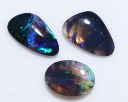 2.8 Cts    Australian  Black Opal M687