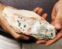 0.722 kilo Brazilian Ocean Jasper specimen  code BR16