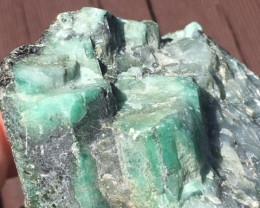 .730 Kilo Brazil Emerald Specimen MS216