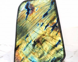 4.25Kg Natural Labradorite Polished Self Stand DS352