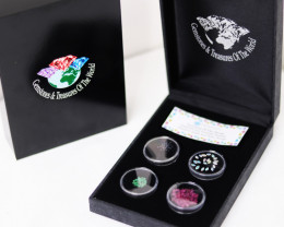 Emerald ,Sapphires ,Ruby and Opal collection code CCC 263