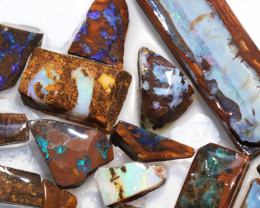 Boulder Rough Opal Slabbed by miner code Ch 700