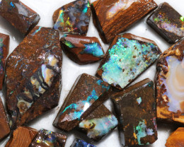 Boulder Rough Opal Slabbed by miner code Ch 702