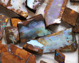 Boulder Rough Opal Slabbed by miner code Ch 703