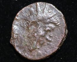 Ancient Roman Gallic Antonioni   coin  CP 628