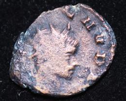 Ancient Roman Gallic Antonioni   coin  CP 631
