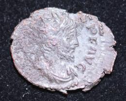 Ancient Roman Gallic Antonioni   coin  CP 632