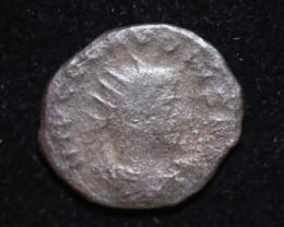 Ancient Roman Gallic Antonioni   coin  CP 639