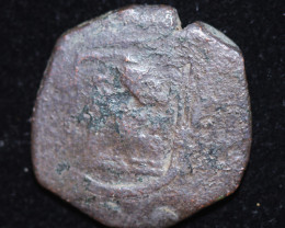Parcel Maravedis Cob 16-17th Cent Philip II, III, IV AC419  CP 640