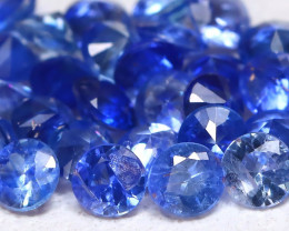 1.61 cts   Natural Sapphire  Parcel 2.1 mm code CCC 306