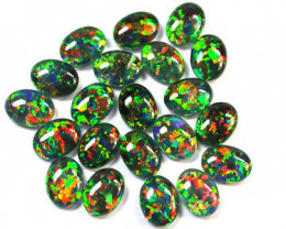 19.5 Cts Manmade synthetic Opal    code RN 1504