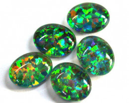 9.5 Cts Manmade synthetic Opal    code RN 1514