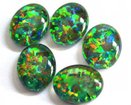 9.5 Cts Manmade synthetic Opal    code RN 1516