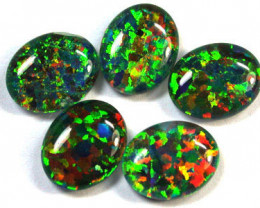 9.5 Cts Manmade synthetic Opal    code RN 1521