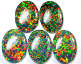 31.6 Cts Manmade synthetic Opal    code RN 1272