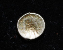 High Purity Gold fanam Coin 17-18th century India   CP 700