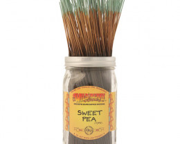 100 sticks  of  Sweet Pea Incense IN11SWE