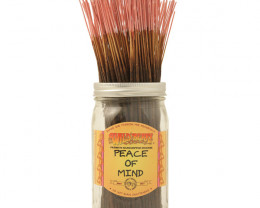 100 sticks of Peace Of Mind Incense IN11PEA