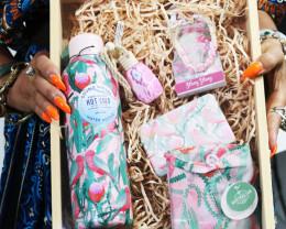 Pink Pamper Gift Hamper 5pcs