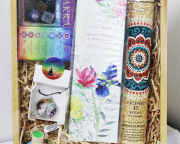 Chakra Pamper Gift Hamper 5pcs