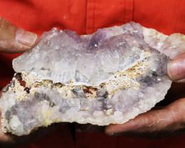 0.810 kilo Brazilian Amehtyst specimen  code BR24