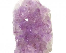 3.5kg Natural Amethyst Crystal Lamp DS370