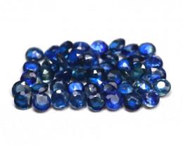 2.72 Cts  Parcel  Vivid Blue Sapphire  CCC 390