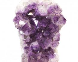 3.5kg Natural Amethyst Crystal Lamp DS424
