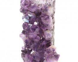 1.74kg Natural Amethyst Crystal Lamp DS434