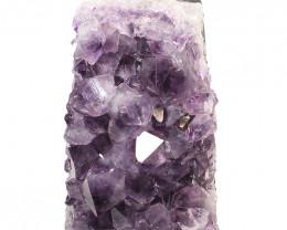 1.54kg Natural Amethyst Crystal Lamp DS438