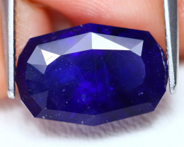 5.86 Cts  Royal Blue Sapphire   CCC 514
