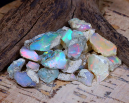43.2 Cts Ethiopian Welo Opal Rough  CCC 516