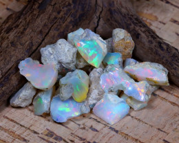 46.67 Cts Ethiopian Welo Opal Rough   CCC 517