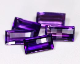 7.92 Cts Pixalated Purple Amethyst   CCC 529