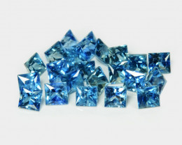 2.03 Cts Fancy Blue Sapphire  CCC 559