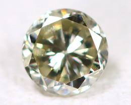 0.15ct Fancy Yellow Diamond  CCC 542