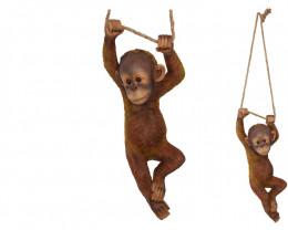 92cm Realistic Hanging Orangutan  Code MONORANG