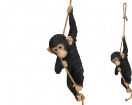80cm Realistic Hanging Chimpanzee  Code CHIMHANG