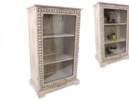 55x33cm Moroccan 3 Shelf Cabinet  Code MORSHTRI