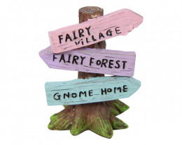 Treasure Box of Fairy Tree Signs  18pcs Code FAIRSIGN