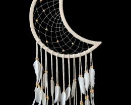 Boho Moon Dream Catcher  Code DREAMOON