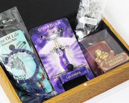 Buddha Bookcase  5 pc Gift set  code BUDDGBBB